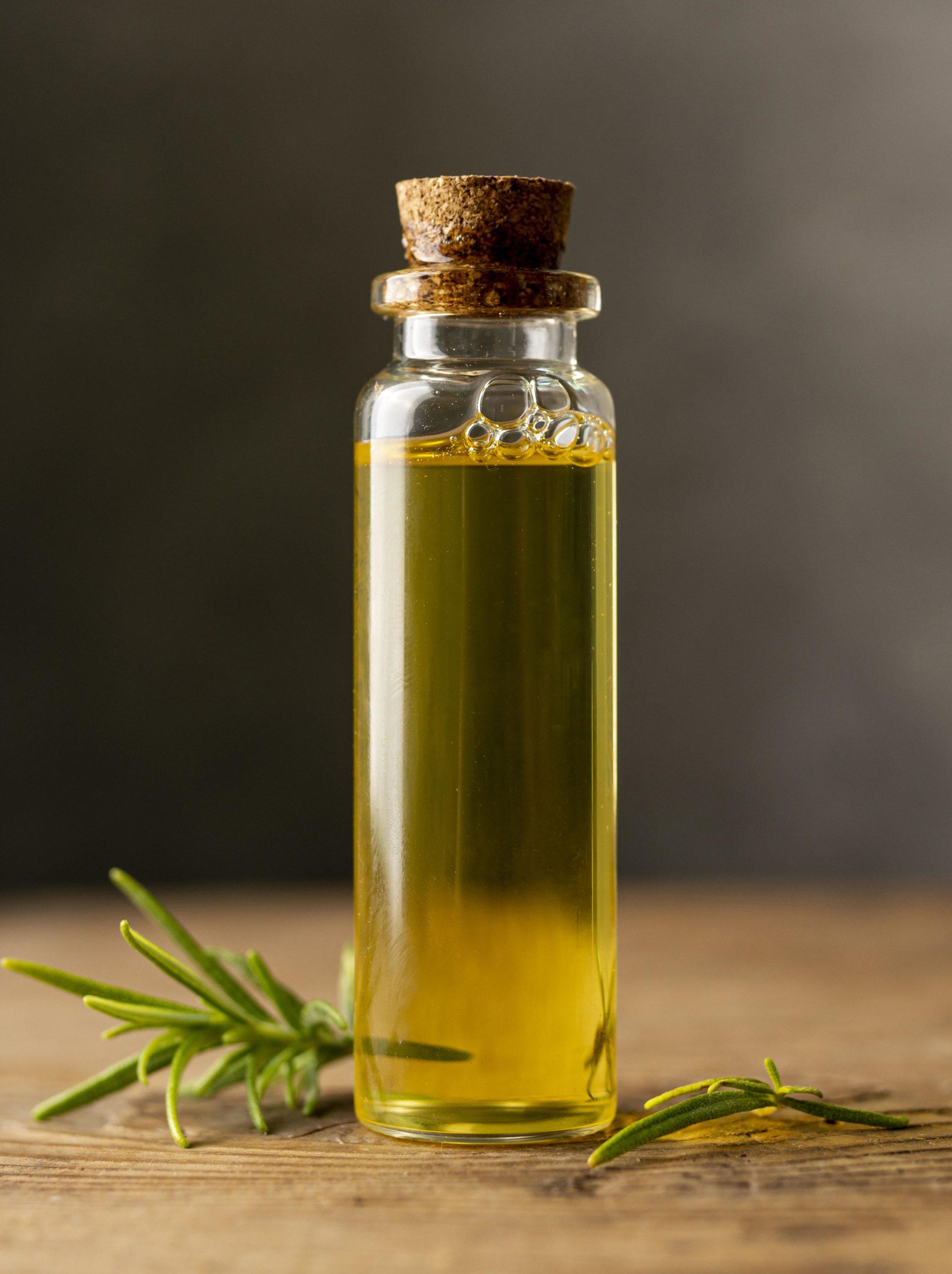huile démaquillant naturel